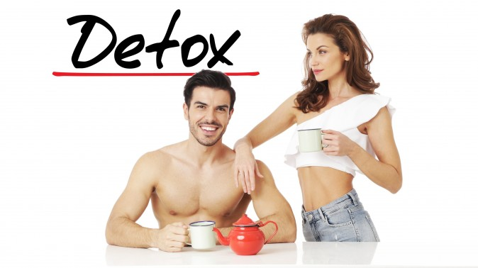 Powerful detoxification of the body with Herba Detox Tea